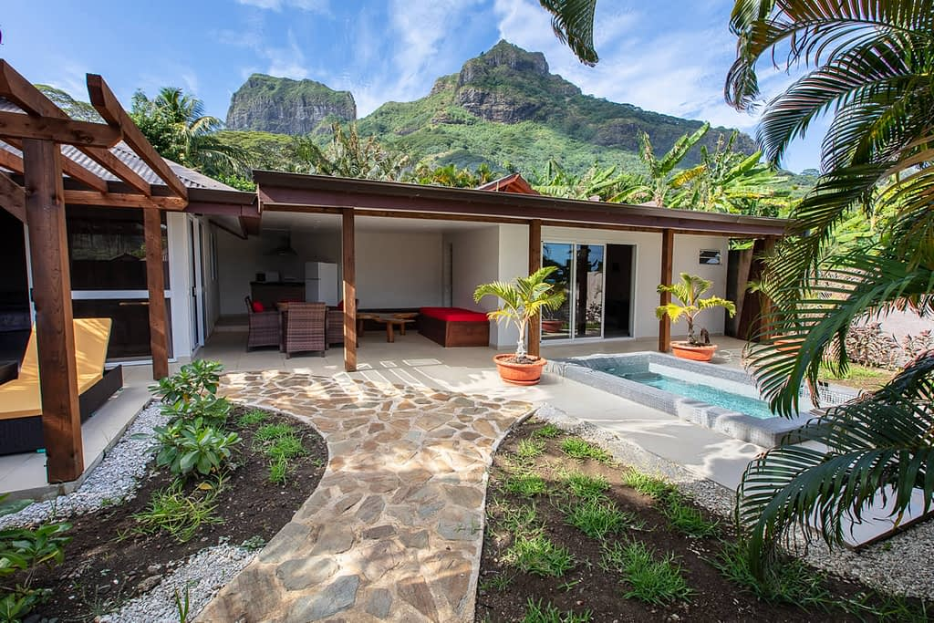 Oa Oa Village - Bora-Bora, French Polynesia