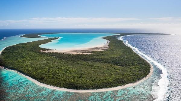 Tupai The Heart Shape Atoll