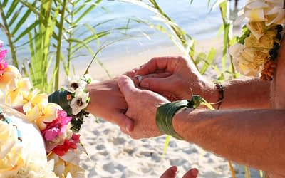Erick & Patty – Traditional Renewal of Vows in Bora Bora