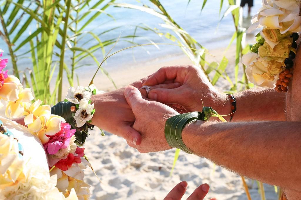 Tahitian Ceremony - Motu Piti Aau