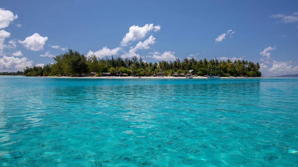 Romantic Wedding Venue Bora Bora