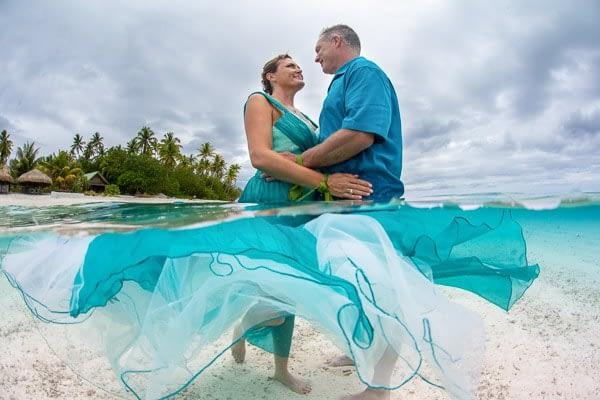 Wedding Bora Bora - Motu Ceremony